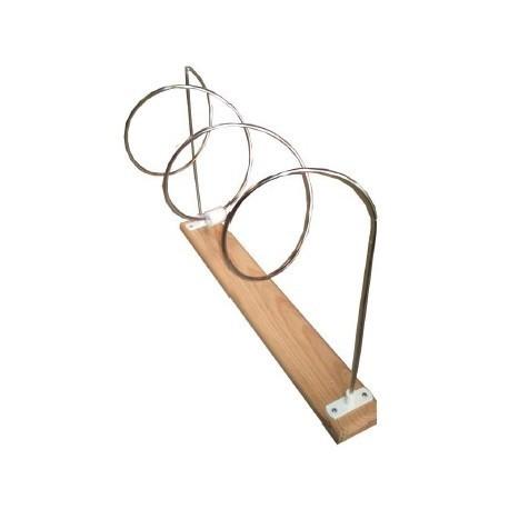 Muelle readres con asidero, para ejercicios de circulación de muñeca