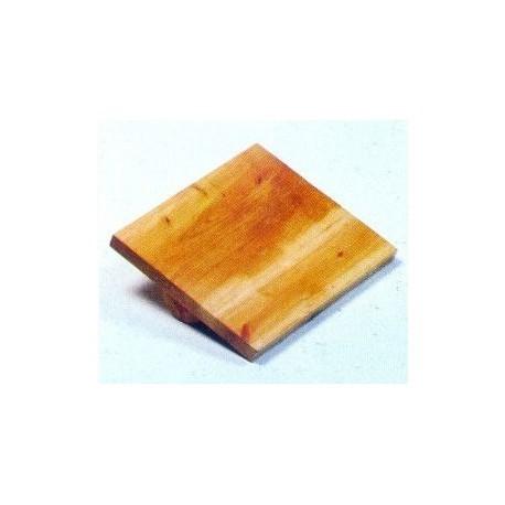 Tabla de boheler para ejerccios de circunduccion de tobillo, en madera barnizada