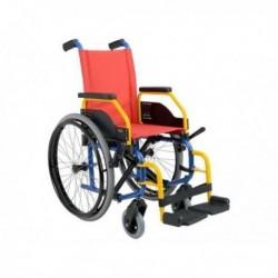 Silla de ruedas infantil, manual