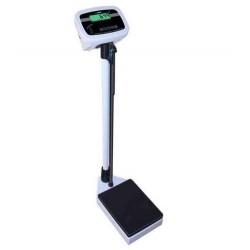 Bascula digital con tallimetro