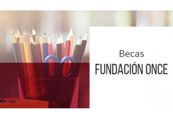FUNDACIÓN ONCE AMPLÍA EL PLAZO Y LA CUANTÍA DE LAS AYUDAS DIRIGIDAS A LA EDUCACIÓN UNIVERSITARIA DE LAS PERSONAS CON DISCAPACIDA